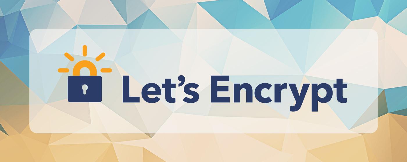 Let's Encrypt Project Logo