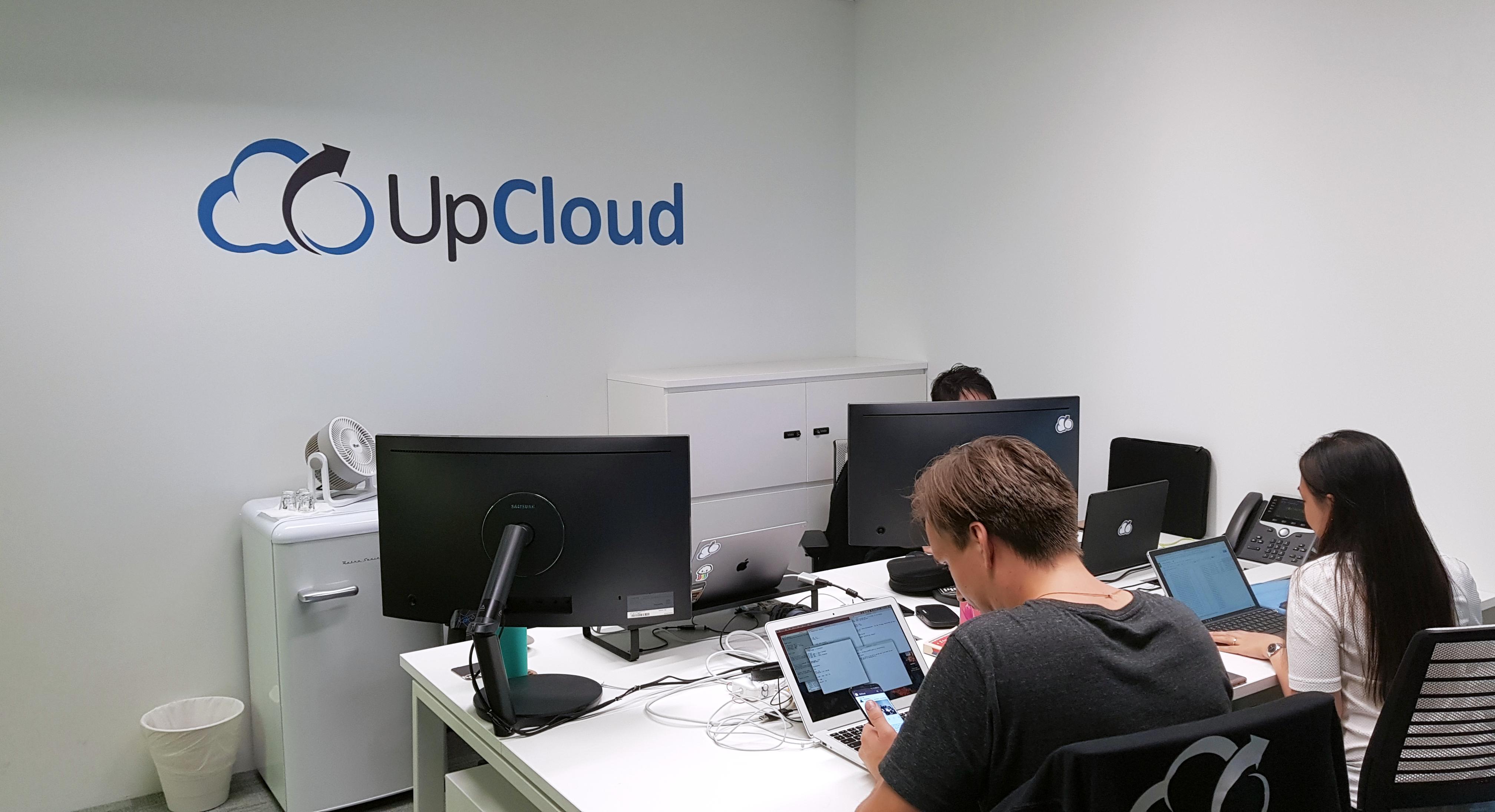 UpCloud Singapore