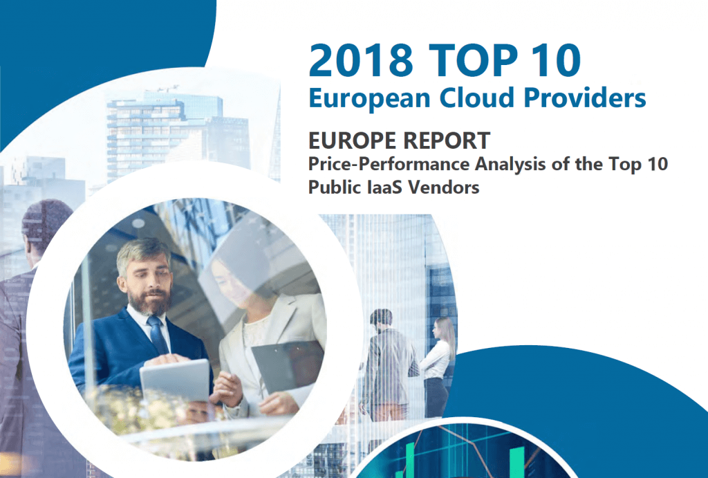 Cloud Spectator 2018 EU