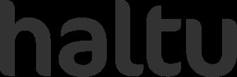 Haltu logo dark