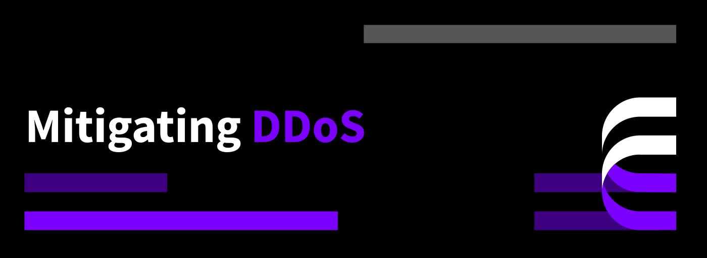 Mitigating DDoS featured