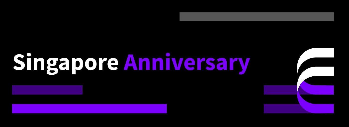 Singapore anniversary