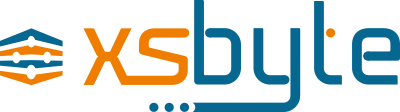 XSbyte logo