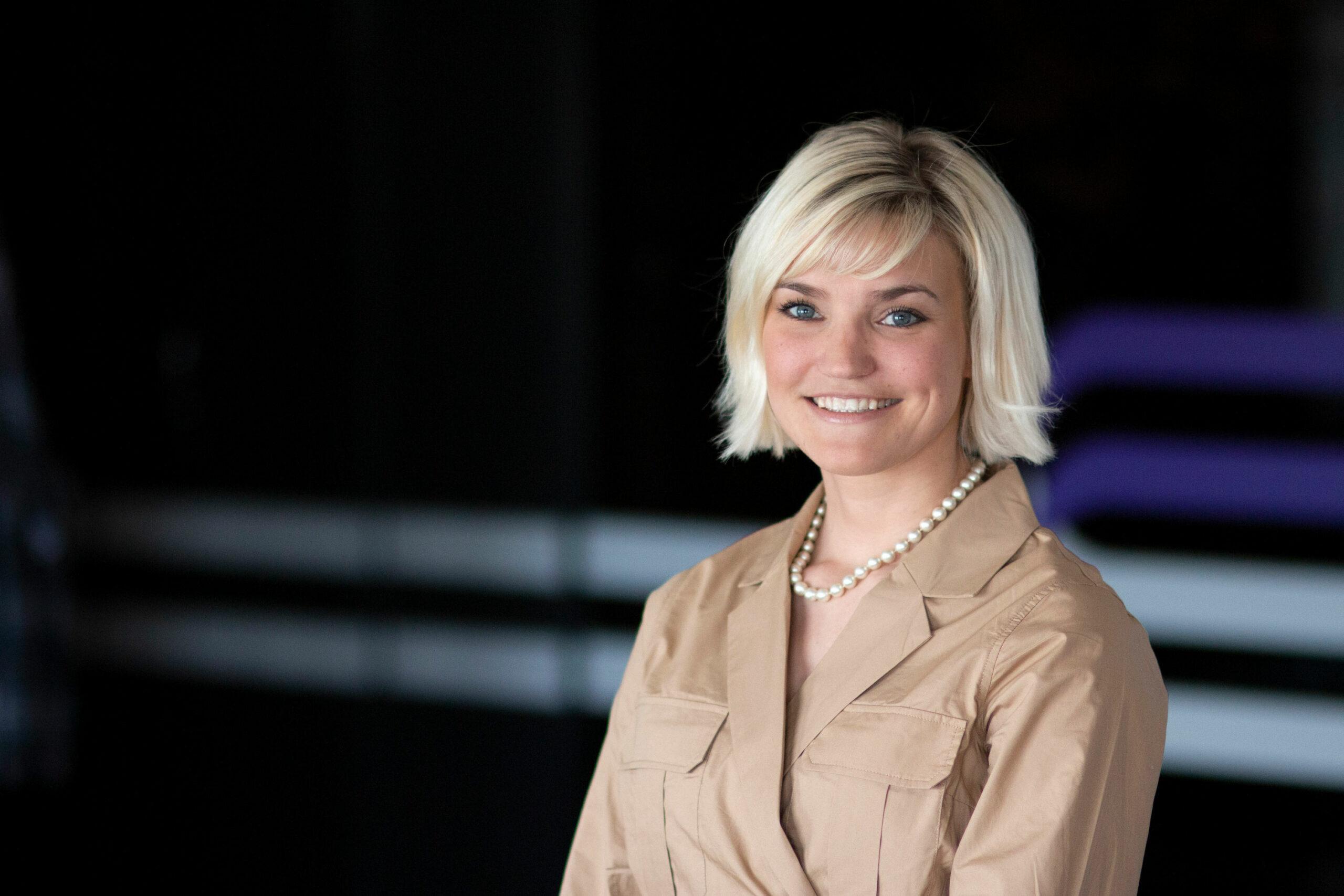 UpCloud's Head of People Operations Sonja Semmelmayr