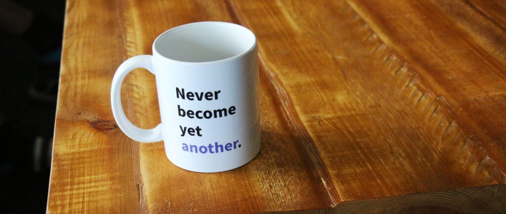 UpCloud mug