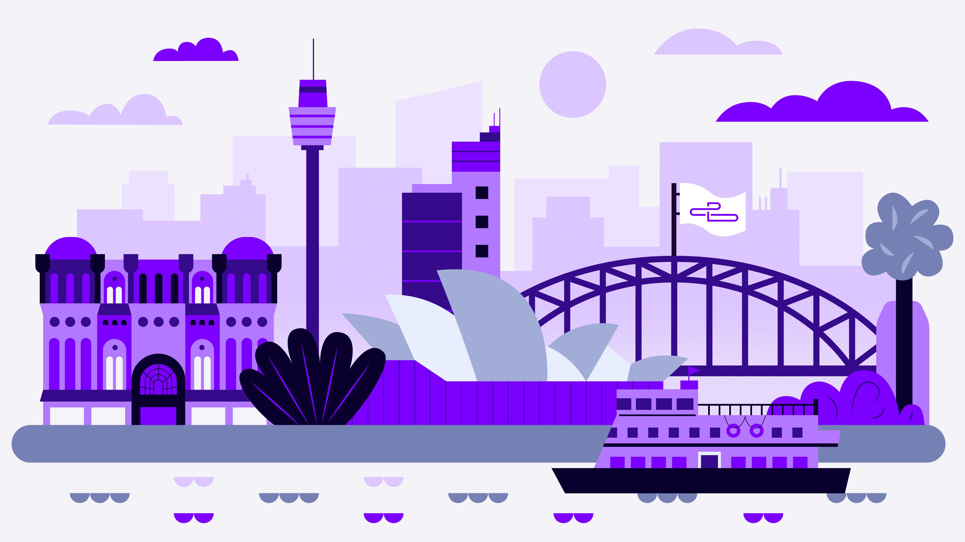 Upcloud-Sydney-illustration