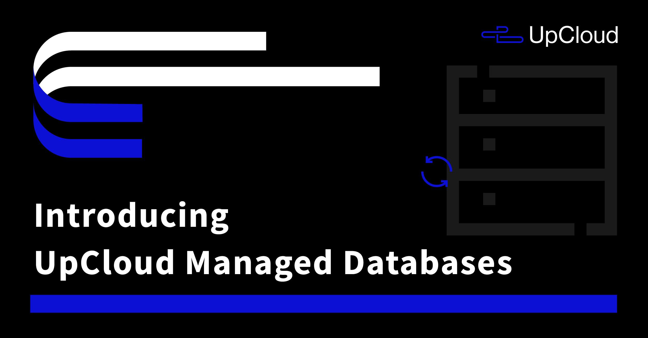 upcloud-managed-database